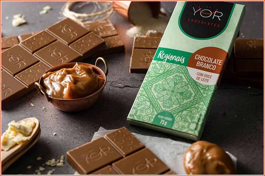Primeira marca mineira com produção de chocolates finos de alto perfil sensorial