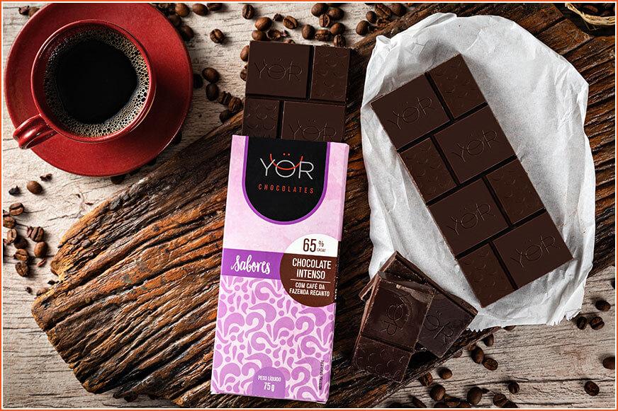 Mineiros lançam marca Yör Chocolates